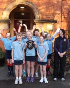 Red House School Winning Team