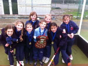U10 County Hockey Winners