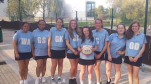 Netball Winners Sept 2014