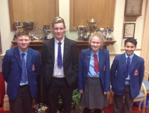 Pupils compete in ISA Swimming Champions