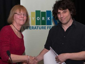 Mr Brown awarded third prize in York Poetry Competition