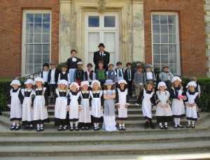 Beningbrough Hall Group photograph of Year 1