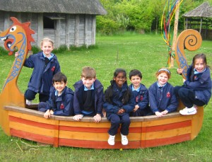 Year 2 visit Bede's World