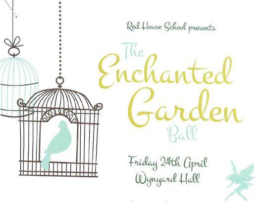 The PTA Ball Enchanted Garden
